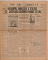 Post-Democrat (Muncie, Ind.) 1933-10-06, Vol. 13, No. 38