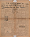 Post-Democrat (Muncie, Ind.) 1933-11-10, Vol. 13, No. 43