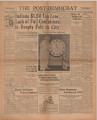 Post-Democrat (Muncie, Ind.) 1933-12-29, Vol. 13, No. 50