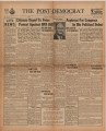 Post-Democrat (Muncie, Ind.) 1946-04-26, Vol. 26, No. 44