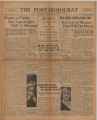 Post-Democrat (Muncie, Ind.) 1935-02-08, Vol. 16, No. 03
