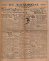 Post-Democrat (Muncie, Ind.) 1935-03-22, Vol. 16, No. 09