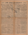 Post-Democrat (Muncie, Ind.) 1935-04-19, Vol. 16, No. 13