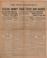 Post-Democrat (Muncie, Ind.) 1935-09-13, Vol. 16, No. 34