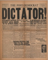Post-Democrat (Muncie, Ind.) 1935-10-04, Vol. 16, No. 37