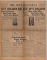 Post-Democrat (Muncie, Ind.) 1935-10-25, Vol. 16, No. 39