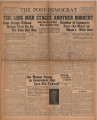 Post-Democrat (Muncie, Ind.) 1935-11-01, Vol. 16, No. 40