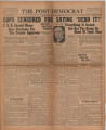 Post-Democrat (Muncie, Ind.) 1935-11-08, Vol. 16, No. 41