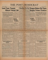 Post-Democrat (Muncie, Ind.) 1939-07-21, Vol. 20, No. 08