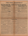 Post-Democrat (Muncie, Ind.) 1939-07-28, Vol. 20, No. 09