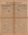 Post-Democrat (Muncie, Ind.) 1939-08-18, Vol. 20, No. 12