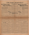 Post-Democrat (Muncie, Ind.) 1939-09-08, Vol. 20, No. 15