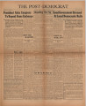 Post-Democrat (Muncie, Ind.) 1939-09-22, Vol. 20, No. 17