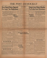 Post-Democrat (Muncie, Ind.) 1939-10-06, Vol. 20, No. 19
