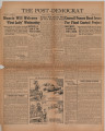Post-Democrat (Muncie, Ind.) 1939-10-20, Vol. 20, No. 21