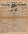 Post-Democrat (Muncie, Ind.) 1939-10-27, Vol. 20, No. 22