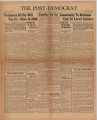 Post-Democrat (Muncie, Ind.) 1939-11-03, Vol. 20, No. 23