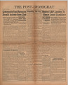 Post-Democrat (Muncie, Ind.) 1939-11-17, Vol. 20, No. 25