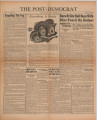Post-Democrat (Muncie, Ind.) 1939-12-15, Vol. 20, No. 29
