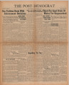 Post-Democrat (Muncie, Ind.) 1940-02-16, Vol. 20, No. 38
