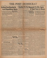 Post-Democrat (Muncie, Ind.) 1940-02-23, Vol. 20, No. 39