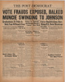 Post-Democrat (Muncie, Ind.) 1938-04-29, Vol. 18, No. 01