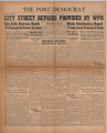 Post-Democrat (Muncie, Ind.) 1938-05-13, Vol. 18, No. 03