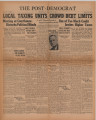 Post-Democrat (Muncie, Ind.) 1938-05-20, Vol. 18, No. 04