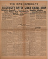 Post-Democrat (Muncie, Ind.) 1938-07-01, Vol. 18, No. 10