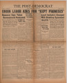 Post-Democrat (Muncie, Ind.) 1938-07-15, Vol. 18, No. 12