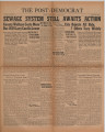Post-Democrat (Muncie, Ind.) 1938-08-05, Vol. 18, No. 15