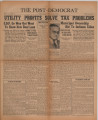 Post-Democrat (Muncie, Ind.) 1938-08-12, Vol. 18, No. 16