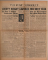 Post-Democrat (Muncie, Ind.) 1938-08-19, Vol. 18, No. 17