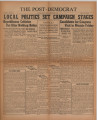 Post-Democrat (Muncie, Ind.) 1938-09-02, Vol. 18, No. 19