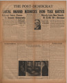 Post-Democrat (Muncie, Ind.) 1938-09-16, Vol. 18, No. 21