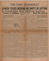 Post-Democrat (Muncie, Ind.) 1938-12-16, Vol. 18, No. 34