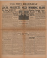 Post-Democrat (Muncie, Ind.) 1939-01-06, Vol. 18, No. 34