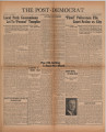 Post-Democrat (Muncie, Ind.) 1939-04-07, Vol. 18, No. 46