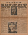 Post-Democrat (Muncie, Ind.) 1938-11-11, Vol. 18, No. 29