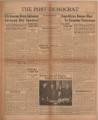 Post-Democrat (Muncie, Ind.) 1941-03-21, Vol. 21, No. 23