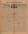 Post-Democrat (Muncie, Ind.) 1941-04-25, Vol. 21, No. 28