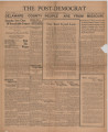 Post-Democrat (Muncie, Ind.) 1926-07-08, Vol. 06, No. 24