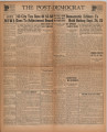 Post-Democrat (Muncie, Ind.) 1943-09-10, Vol. 23, No. 46
