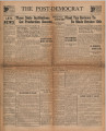 Post-Democrat (Muncie, Ind.) 1943-10-01, Vol. 23, No. 49