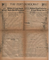Post-Democrat (Muncie, Ind.) 1943-10-22, Vol. 23, No. 52