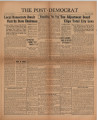 Post-Democrat (Muncie, Ind.) 1939-09-15, Vol. 20, No. 16