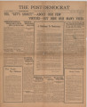 Post-Democrat (Muncie, Ind.) 1926-08-12, Vol. 06, No. 29