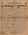 Post-Democrat (Muncie, Ind.) 1946-08-16, Vol. 27, No. 08