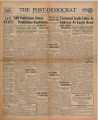Post-Democrat (Muncie, Ind.) 1946-09-06, Vol. 27, No. 11