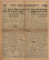 Post-Democrat (Muncie, Ind.) 1946-10-04, Vol. 27, No. 15